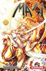 Couverture Magi : The Labyrinth of Magic, tome 33