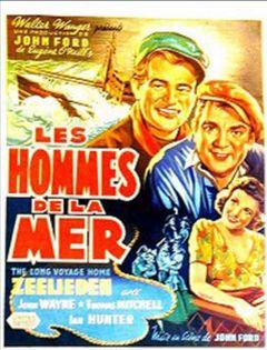 Affiche Les Hommes de la mer
