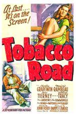 Affiche La Route au tabac
