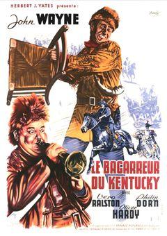 Affiche Le Bagarreur du Kentucky