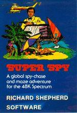 Jaquette Super Spy