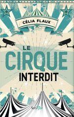 Couverture Le cirque interdit