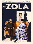 Couverture Les Zola
