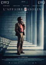 Affiche L'Affaire Pasolini