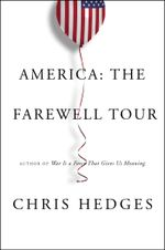 Couverture America: The farewell tour