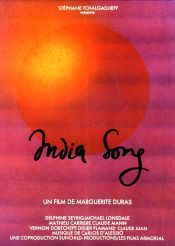 Affiche India Song