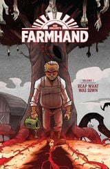 Couverture Reap What Was Sown - Farmhand, tome 1