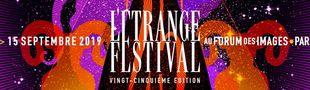 Cover L'Étrange Festival 2019 - XXVème édition