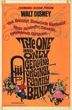 Affiche The one and only, genuine, original family band