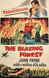 Affiche The Blazing Forest