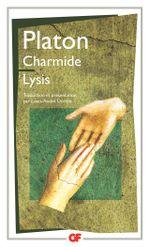 Couverture Charmide - Lysis