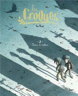 Couverture Oiseaux de malheur - Les Croques, tome 2