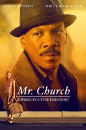Affiche Mr. Church