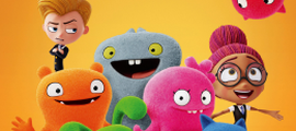 Illustration UGLYDOLLS 2019 EN STREAMING