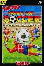 Jaquette Tecmo World Cup Soccer