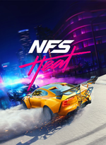 Jaquette Need For Speed : Heat