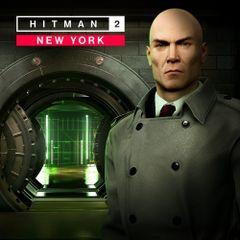 Jaquette Hitman 2: New York