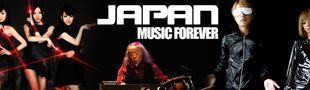 Cover japan music forever