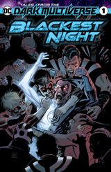 Couverture Tales from the Dark Multiverse - Blackest Night