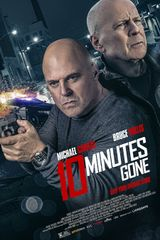 Affiche 10 Minutes Gone