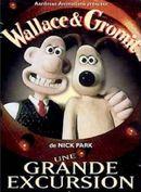 Affiche Wallace et Gromit : Une grande excursion