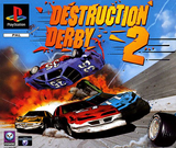 Jaquette Destruction Derby 2