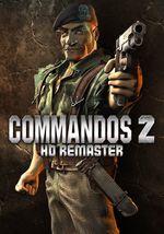 Jaquette Commandos 2 HD Remaster