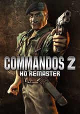 Jaquette Commandos 2 HD Remaster