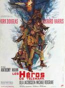 Affiche Les Héros de Télémark
