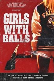 Affiche Girls with Balls