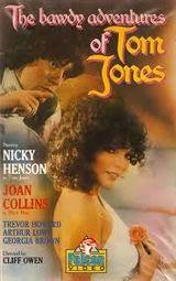 Affiche The bawdy adventures of tom Jones