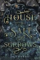 Couverture House of Salt and Sorrows