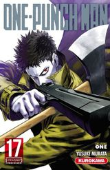 Couverture One-Punch Man - Tome 17