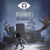 Jaquette Little Nightmares : Secrets of The Maw
