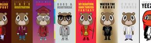 Cover Les meilleurs albums de Kanye West