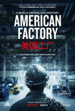 Affiche American Factory