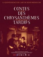 Affiche Contes des chrysanthèmes tardifs