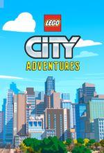 Affiche LEGO City Adventures
