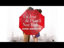 Video de Un jour de pluie à New York
