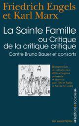 Couverture La Sainte Famille