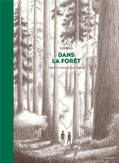 Couverture Dans la forêt