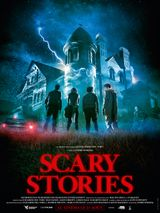 Affiche Scary Stories