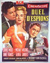 Affiche Duel d'espions
