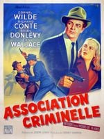 Affiche Association criminelle