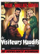 Affiche Les Visiteurs maudits