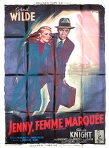 Affiche Jenny, femme marquée