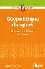 Couverture Géopolitique du sport