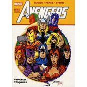 Couverture Avengers: Vengeurs toujours