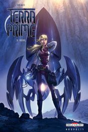 Couverture Deuil - Terra Prime, tome 3