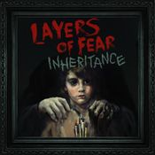Jaquette Layers of Fear : Inheritance